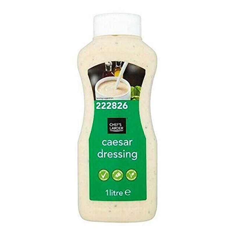 CL Caesar Dressing - 1L squeezy bottle