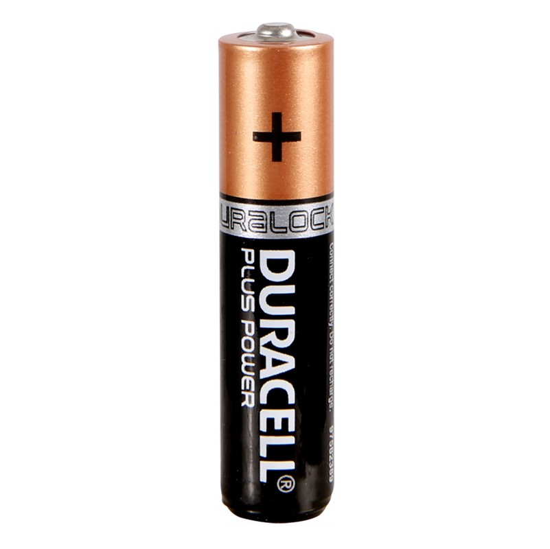 Duracell Plus AAA - 4 batteries