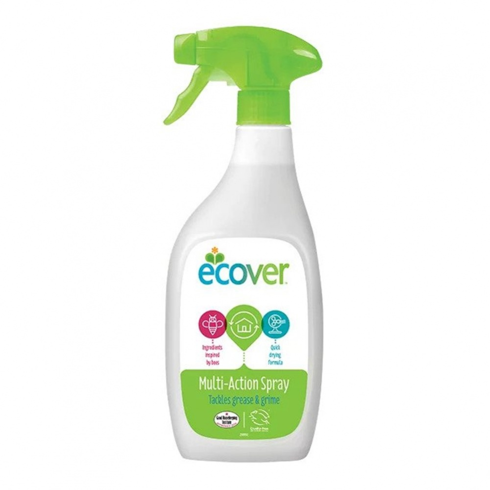 Ecover Multi Action Cleaner - 500ml spray