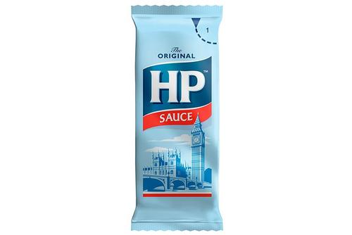 HP Original Brown Sauce - 200x11.5g sachets in dispenser