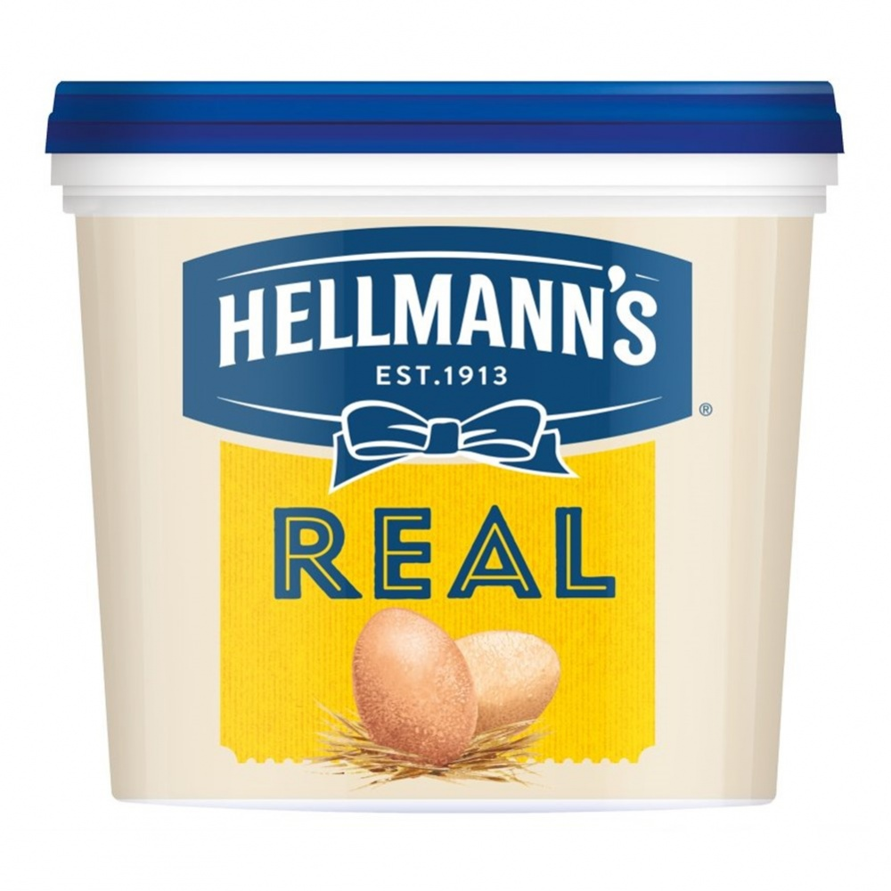 Hellmann's Mayonnaise - 5L BIG tub
