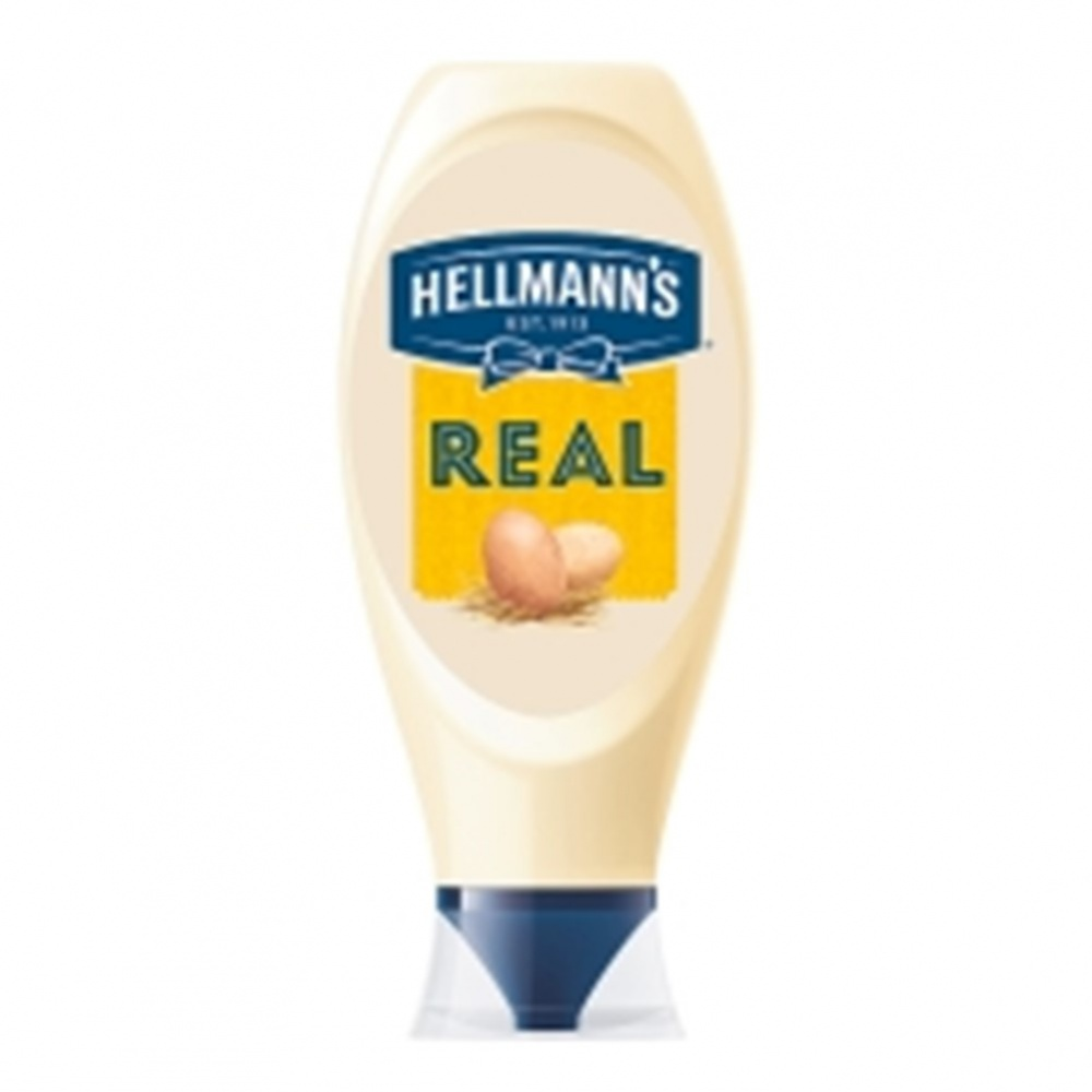 Hellmann's Mayonnaise - 750ml squeezy bottle