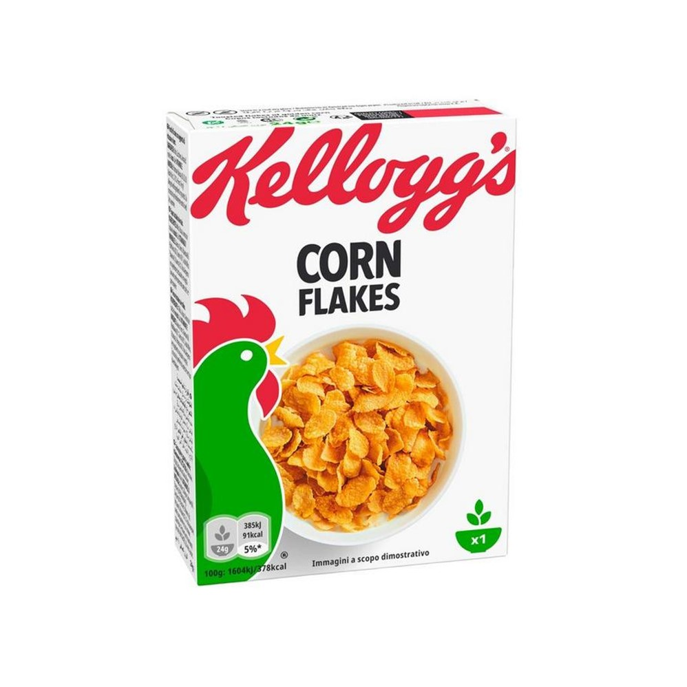 Kellogg's Food Service Corn Flakes - 40x24g mini boxes