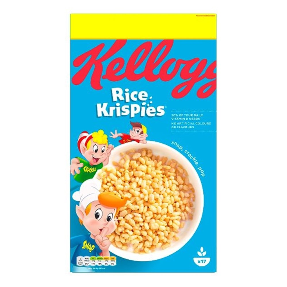 Kellogg's Rice Krispies - 510g box