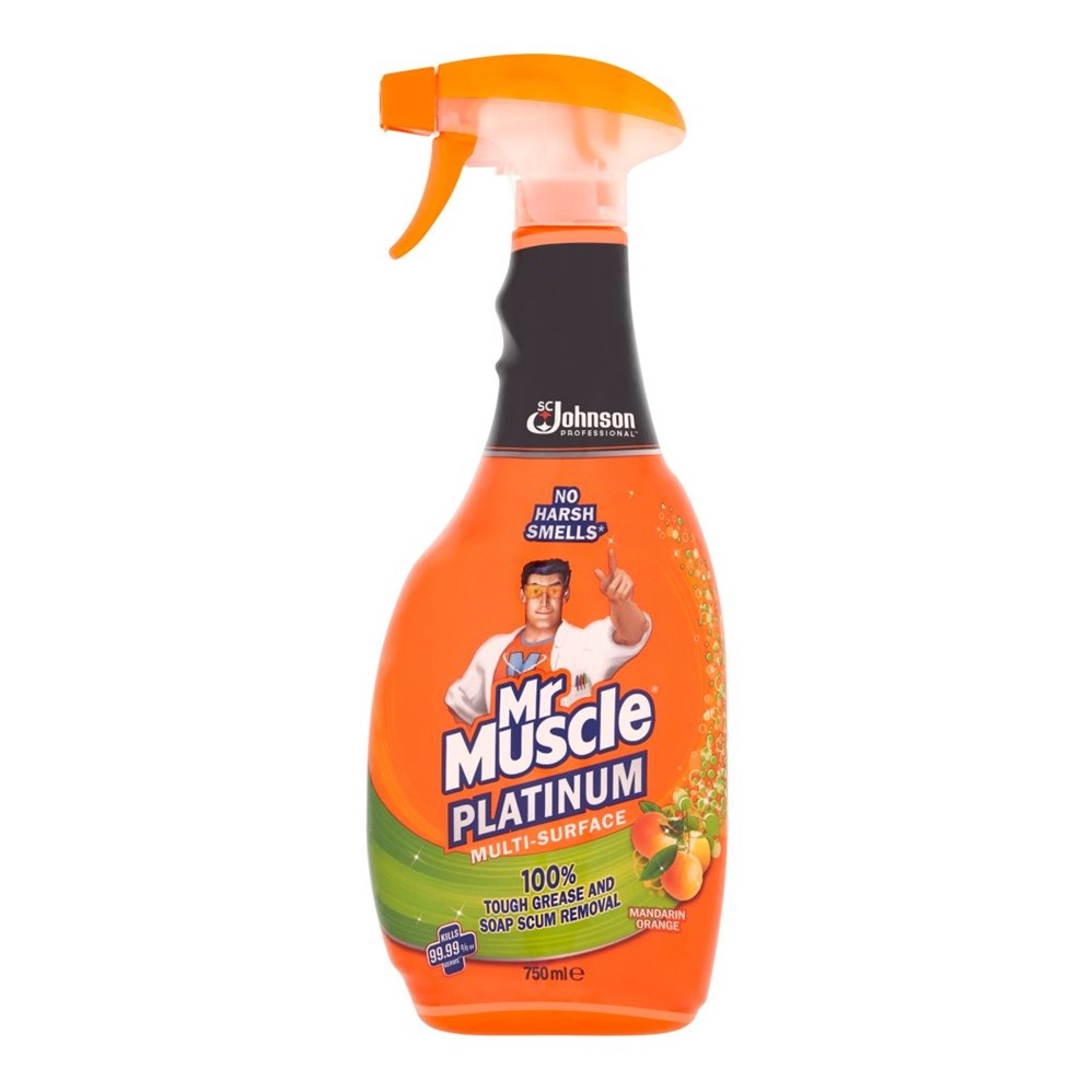 Mr Muscle PRO Multi-surface - 750ml spray