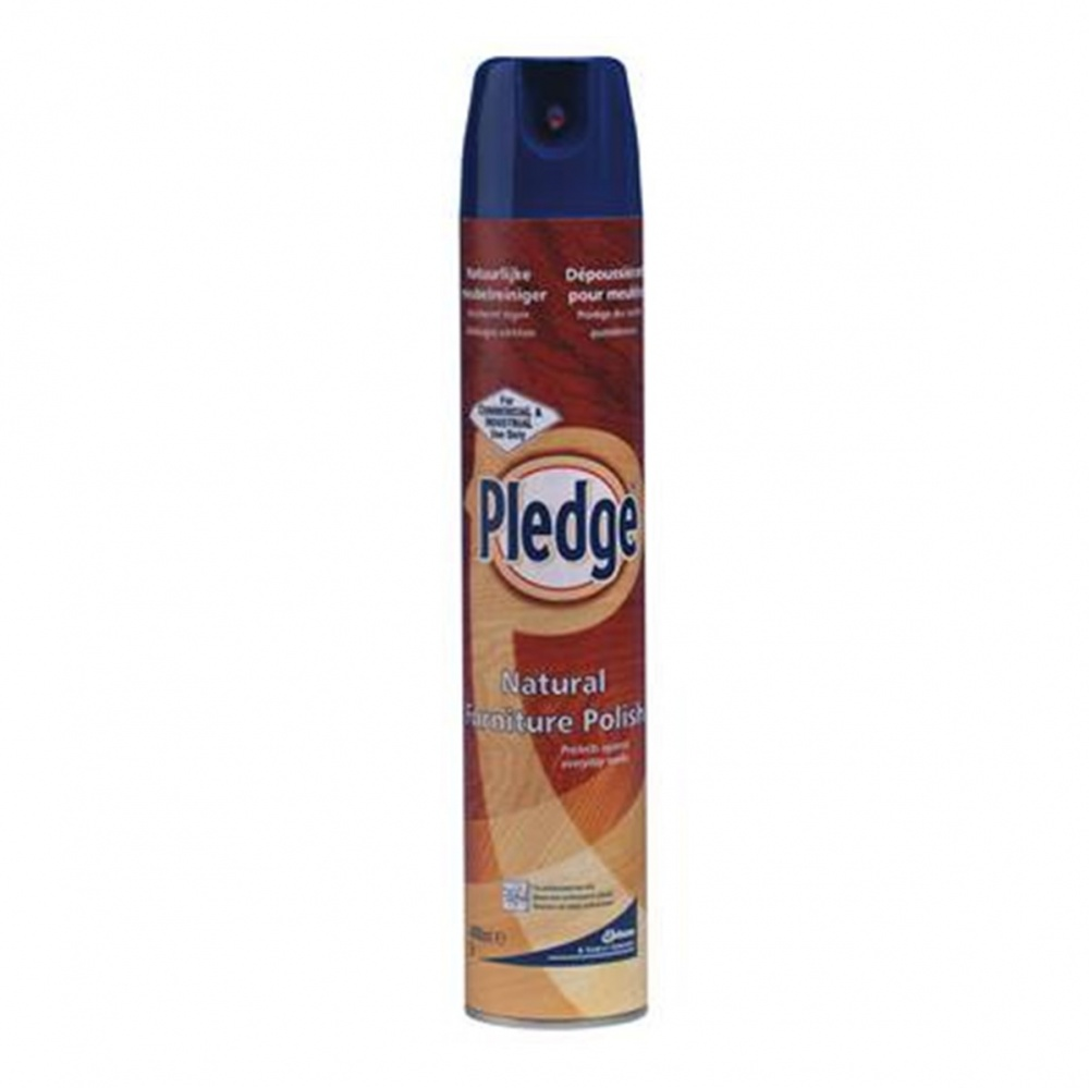 Pledge PRO Furniture Polish - 400ml aerosol