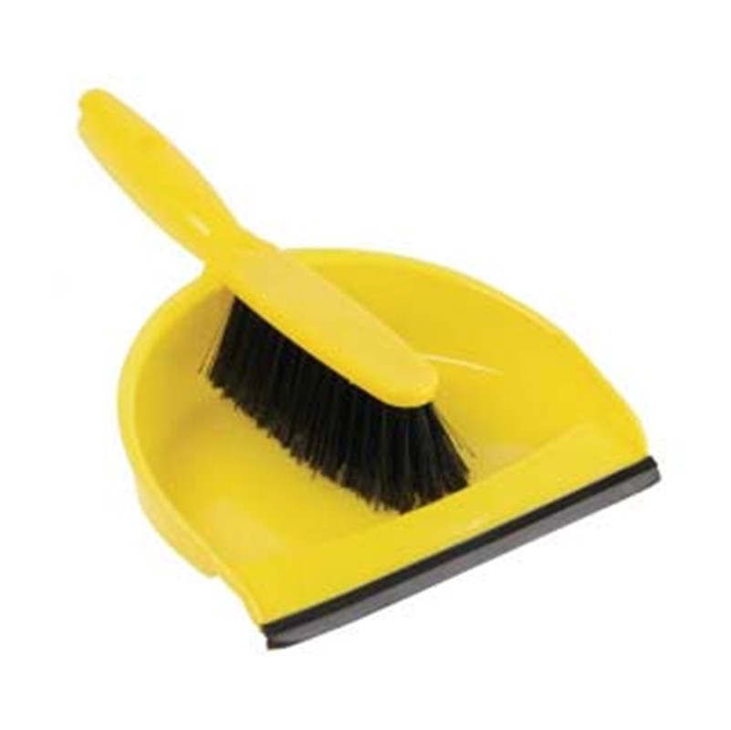 Robert Scott Dustpan & Brush - 1 set **