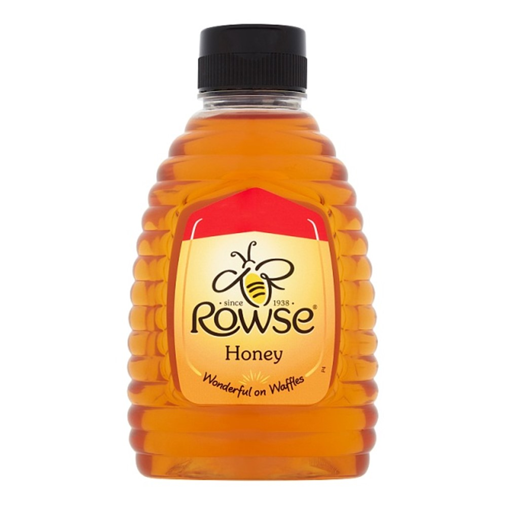 Rowse Honey - 340g squeezy bottle BEST BEFORE 21/07/24
