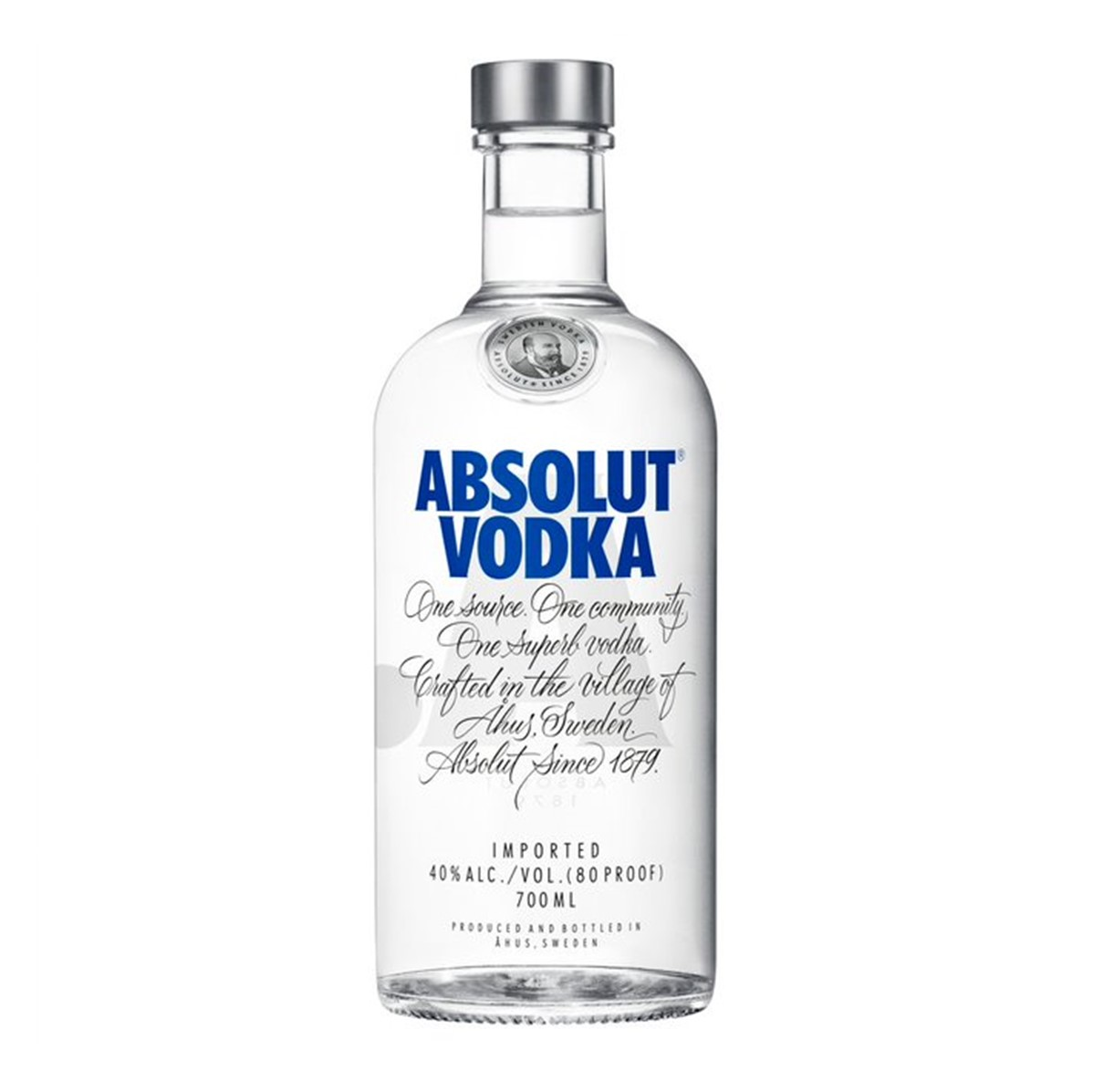 Absolut Vodka - 70cl bottle