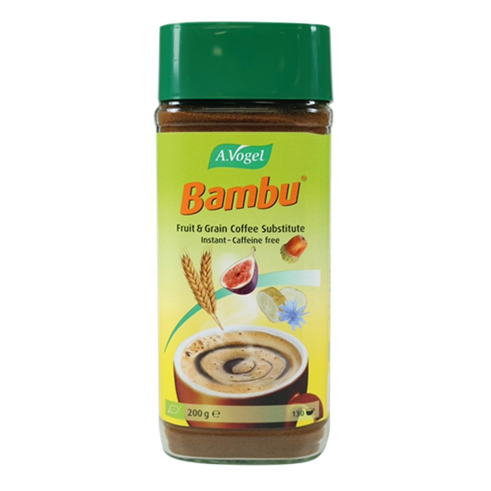 Bambu ''Fruit & Grain Coffee'' - 100g jar
