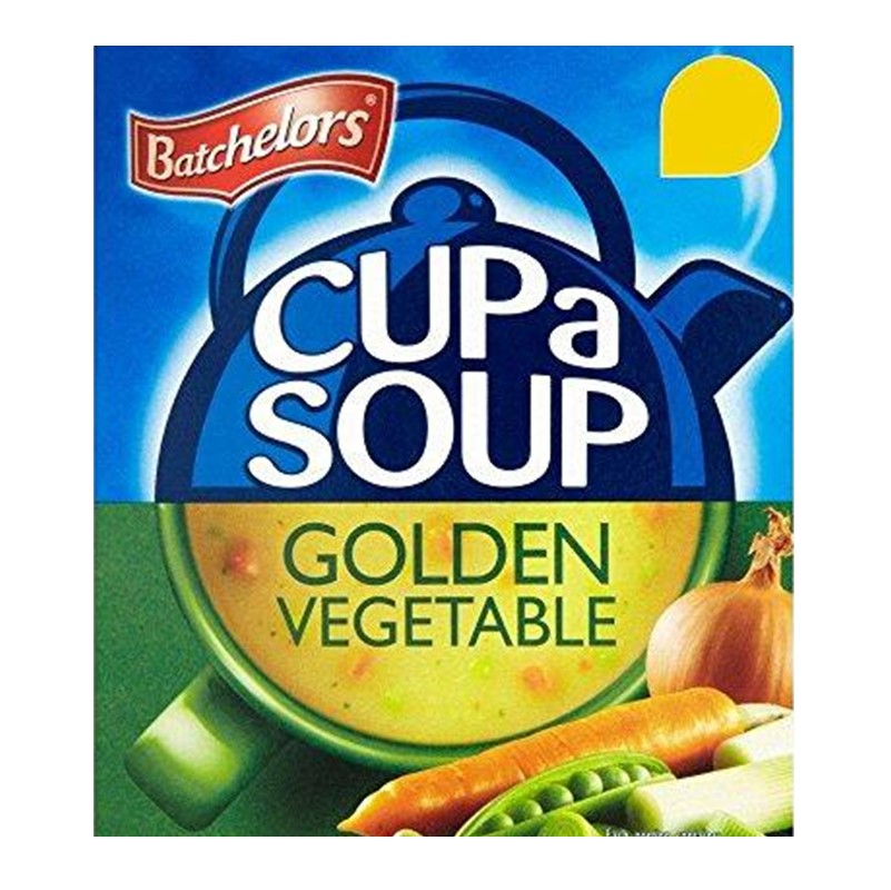 Batchelors Cup a Soup Golden Vegetables- 20 sachets
