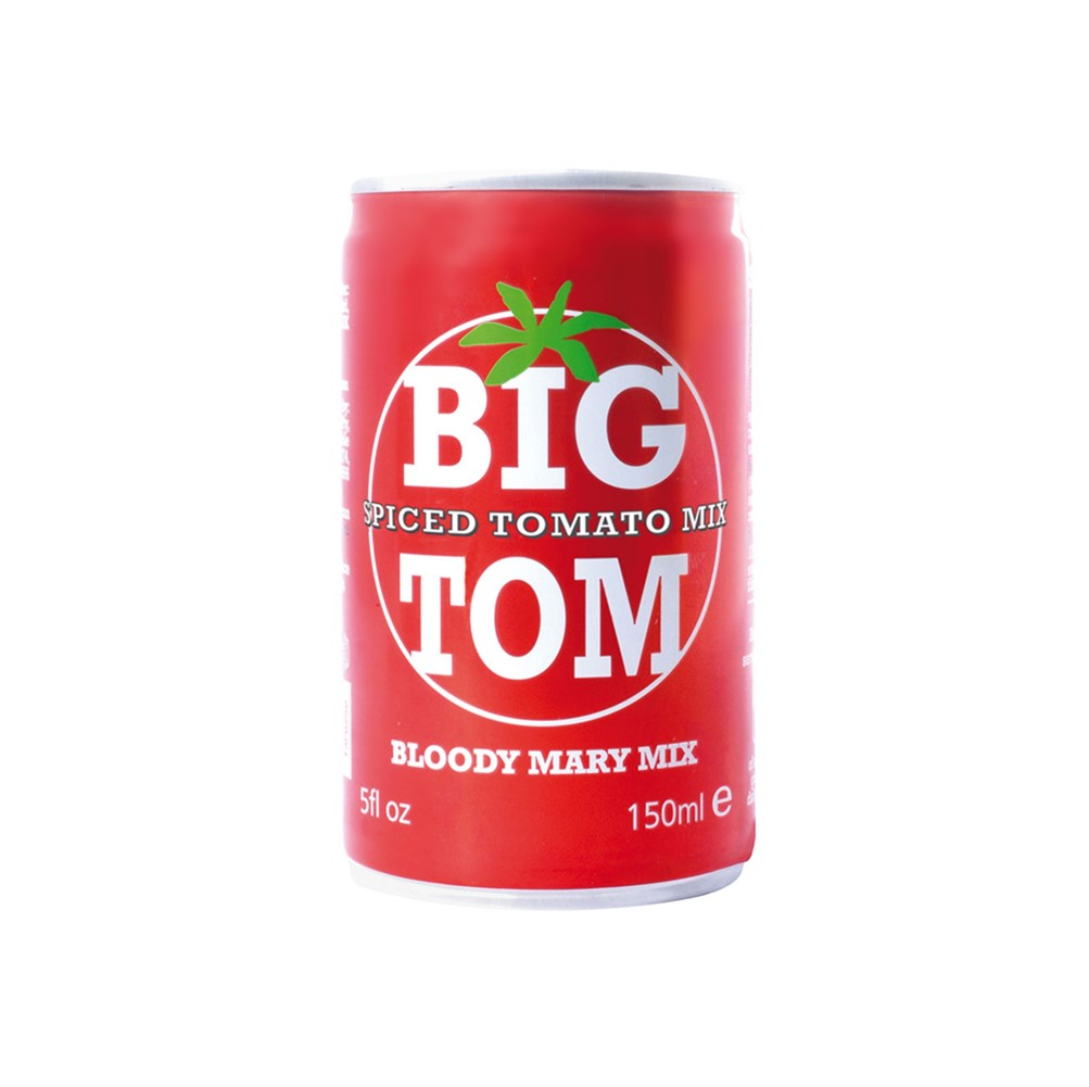 Big Tom Spiced Tomato Mix - 24x150ml BABY cans