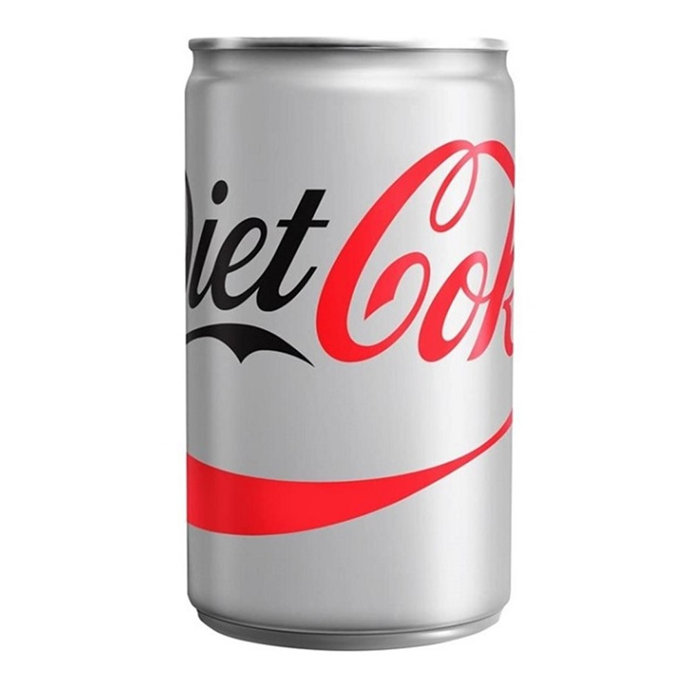 Coca Cola Diet - 24x150ml BABY cans