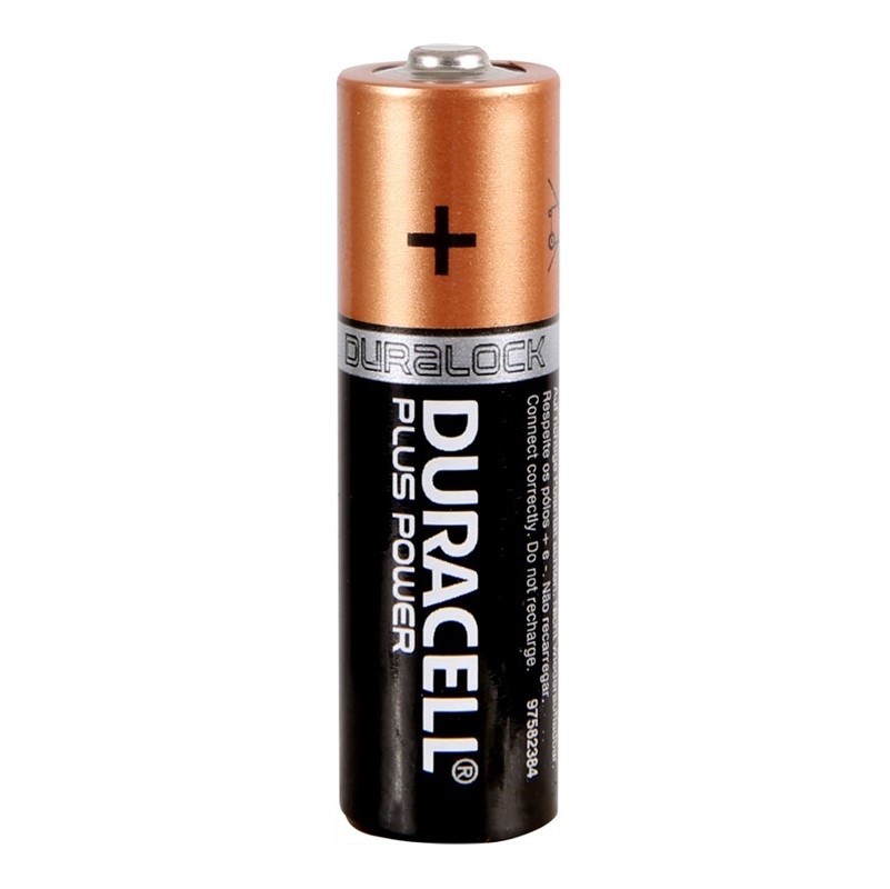 Duracell Plus AA - 4 batteries