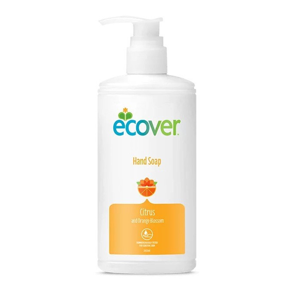 Ecover MIZU Soap Citrus - 250ml hand pump **