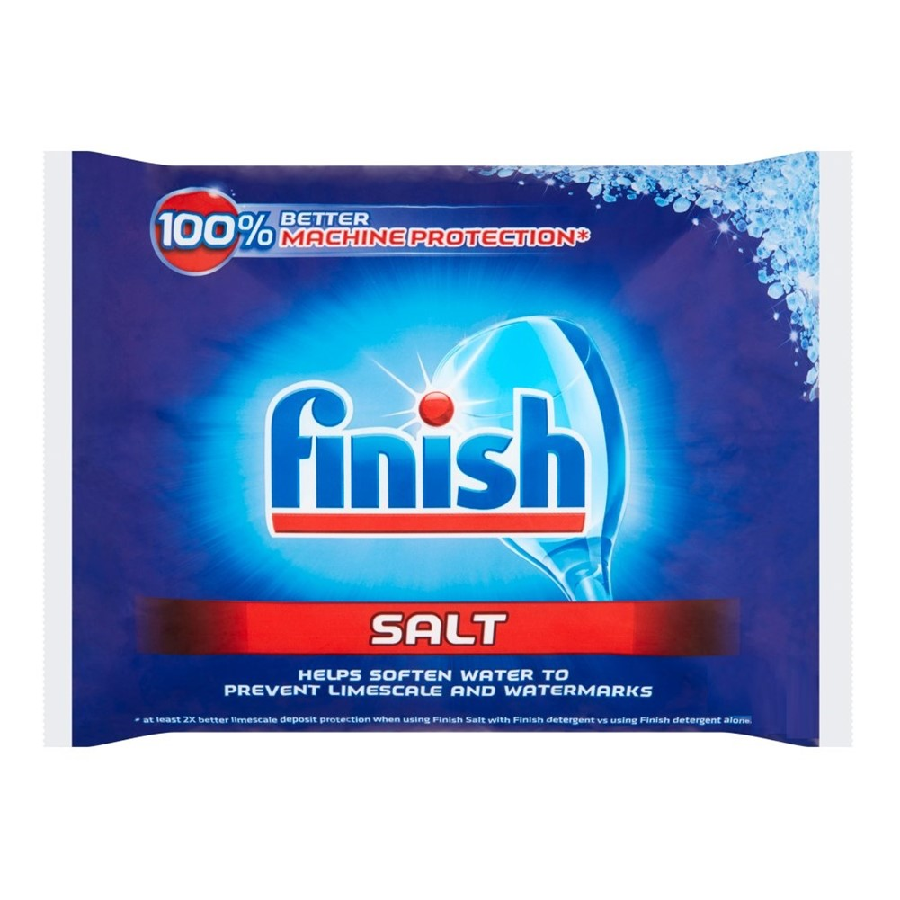 Finish Dishwasher Salt - 2kg bag