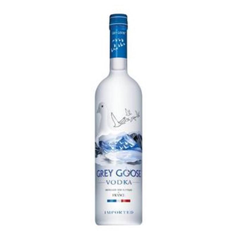 Grey Goose Vodka - 70cl bottle