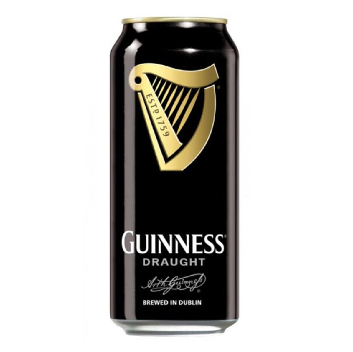 Guinness Stout Draft - 24x470ml cans