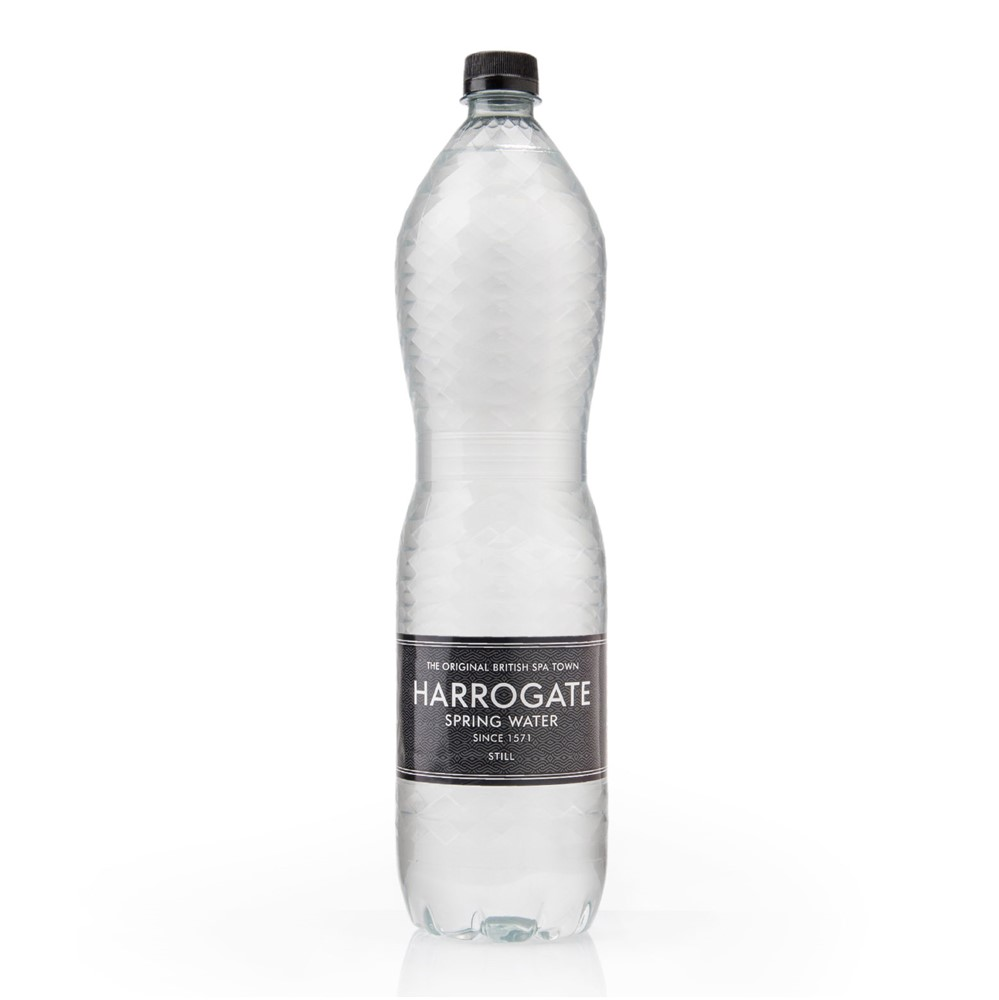 Harrogate Still Water - 12x1.5L plastic bottles