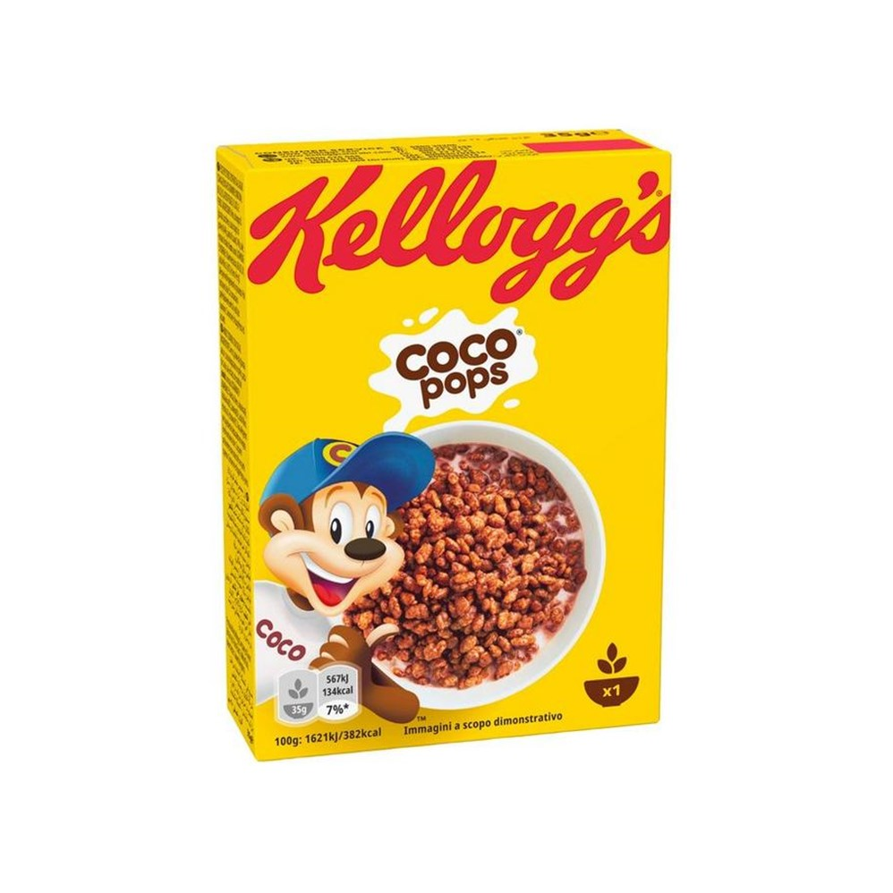 Kellogg's Food Service Coco Pops - 40x35g mini boxes