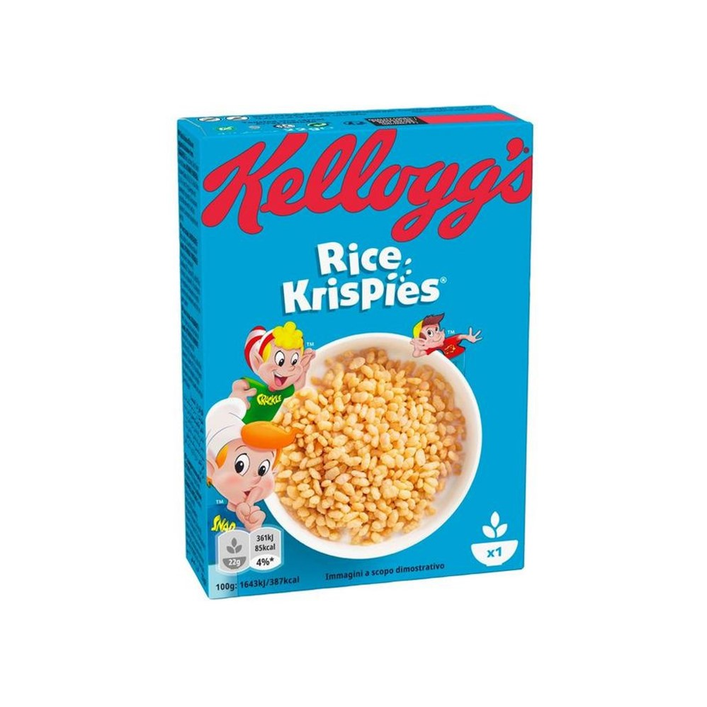 Kellogg's Food Service Rice Krispies - 24x22g mini boxes