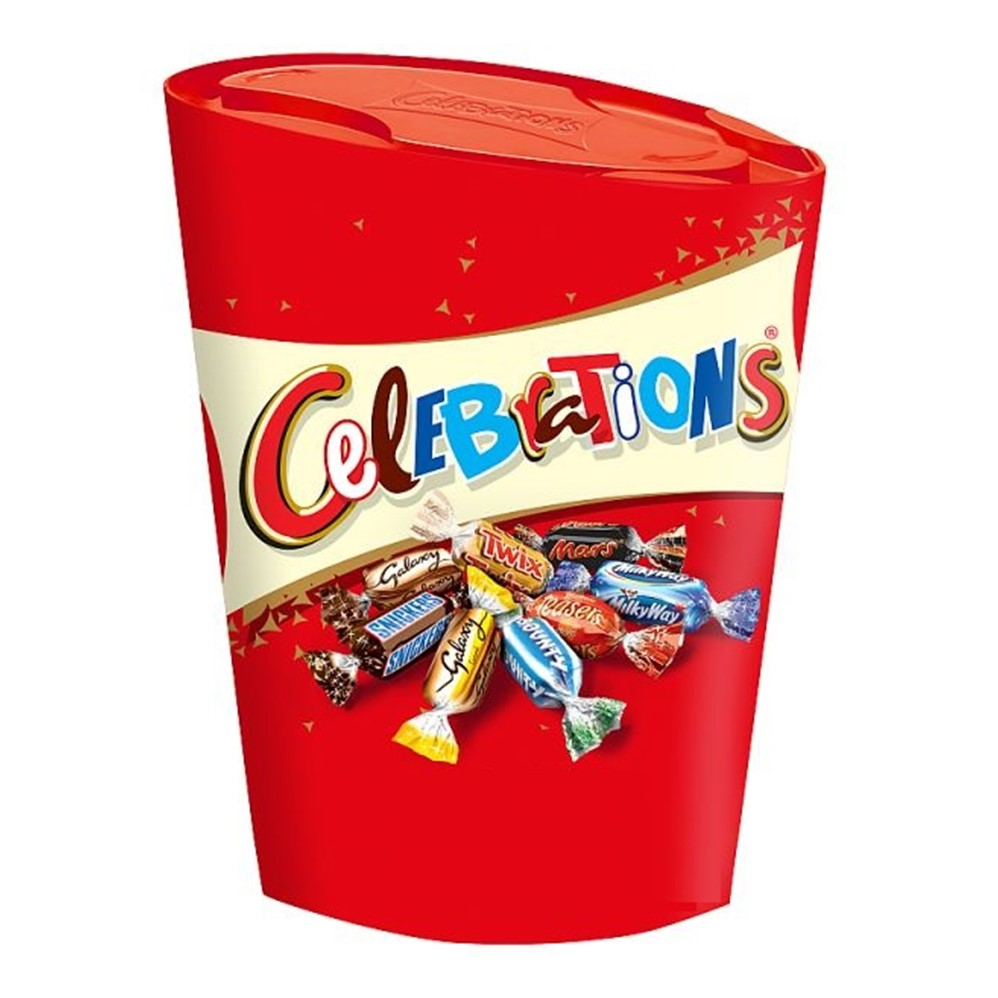 Mars Celebrations - 388g carton