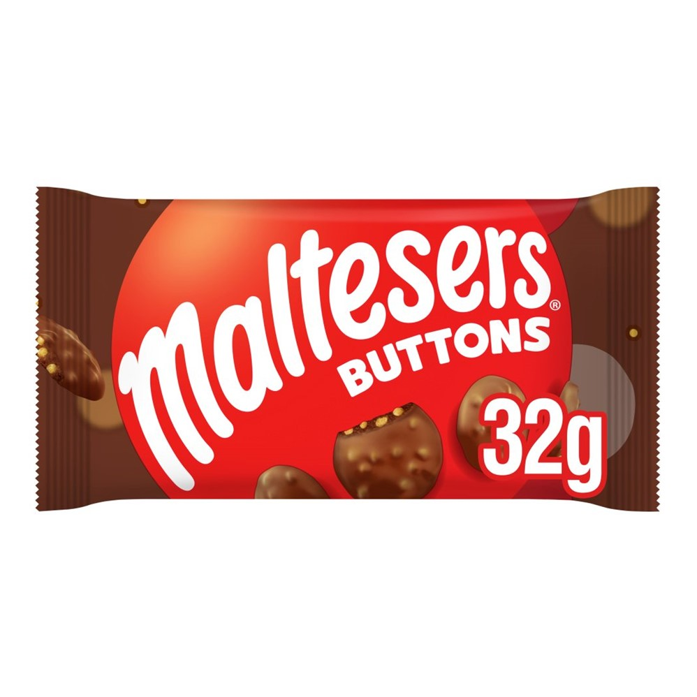 Mars Maltesers Buttons - 36x32g packets