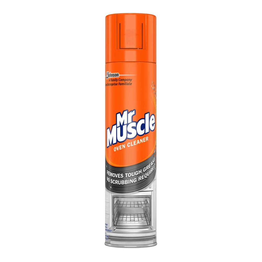 Mr Muscle Oven Cleaner - 300ml spray