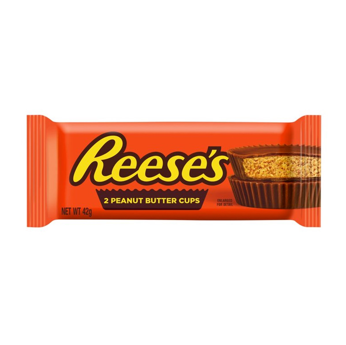 Reese's Peanut Butter Cups - 24x42g [2 piece] packets