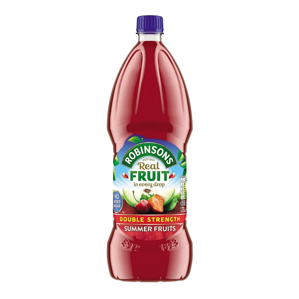 Robinsons Squash NAS Summer Fruit [CONC] - 1.75L bottle