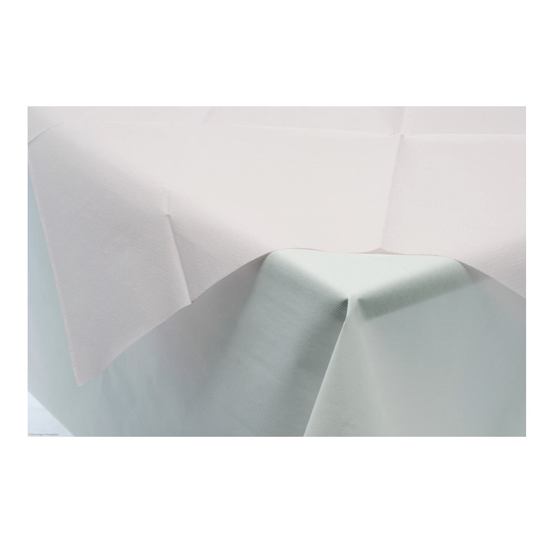 Swantex Table Covers [white] - packet 25 [90x90cm] covers
